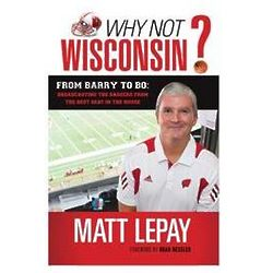 Why Not Wisconsin Book