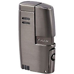 Vitara G2 Double Flame Lighter