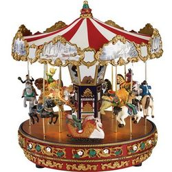 Original Carousel Musical Box