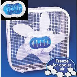Box Fan Cooling Gel Pack