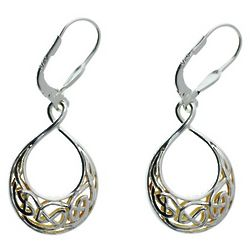 Teardrop Window to the Soul Earrings