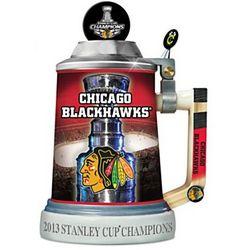 Chicago Blackhawks 2013 Stanley Cup Championship Stein