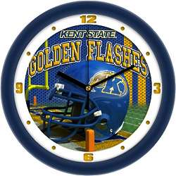 NCAA Helmet Wall Clock