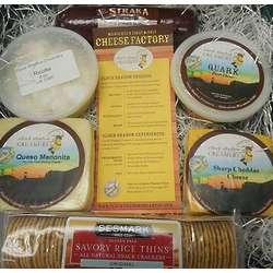 Clock Shadow Creamery Cheese Variety Gift Box