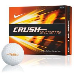 Nike Crush Extreme Personalized Golf Balls