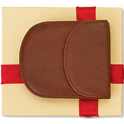 Leather Belt Wallet