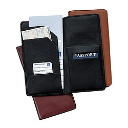 Large Size Airline Ticket and Passport Holder