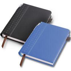 Medium Cross Leatherette Journals