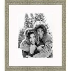 Ready Made Soft Silver Picture Frame