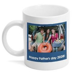 Picture Perfect Personalized Photo Mug
