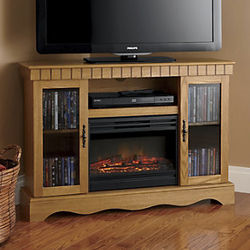 Convertible Fireplace
