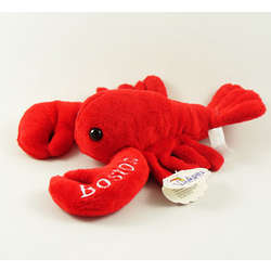 Plush Boston Lobster