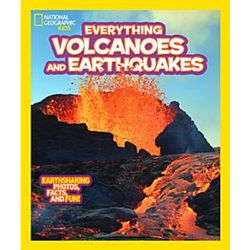 Everything Volcanoes and Earthquakes Book