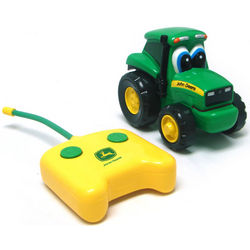 John Deere Radio Control Johnny Tractor Toy