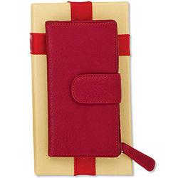 Women's Leather RFID Wallet