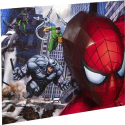 Spiderman Breakthrough Level One 3D Puzzle