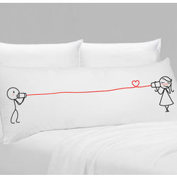 Say I Love You Body Pillowcase