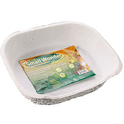 Disposable Litter Box or Liner for Small Animals