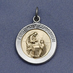 Personalized Communion Necklace