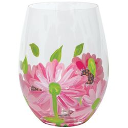 OOPS-A-Daisy Stemless Glass