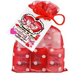 Piggy Paint Lovebug Hug Nail Polish Gift Set