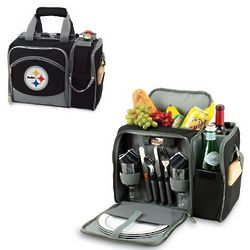 Pittsburgh Steelers Malibu Picnic Pack for Two