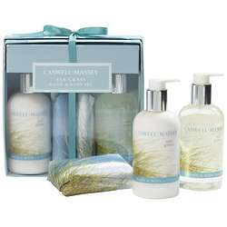 Sea Grass Bath Set