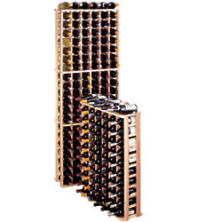 Premium Redwood Wine Rack
