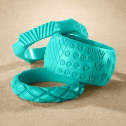 Turquoise Bangle Bracelets