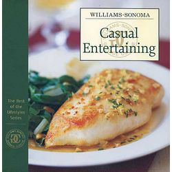 Casual Entertaining Book