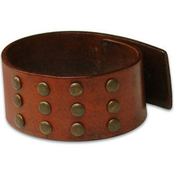 Warrior Leather Bracelet