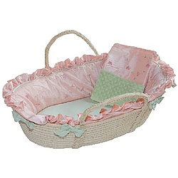 Princess Moses Basket