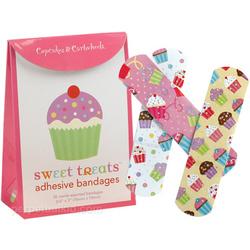 Sweet Treats Cupcake Bandages
