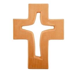 Natural Terracotta Wall Cross