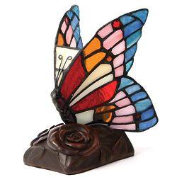 Light of Remembrance Blue Butterfly Keepsake Light