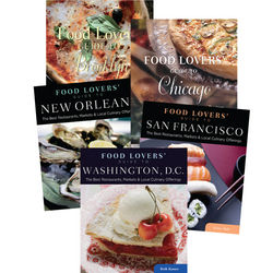 Food Lovers' Guide to San Francisco Book