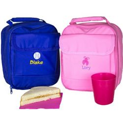 Personalized Insulated Lunch Box
