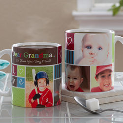 Photo Fun Personalized Coffee Mug