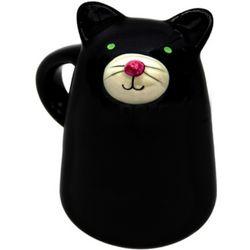 Upside Down Cat Mug