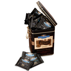 Heritage Collection Intense Dark Chocolates Tin