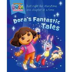 Dora the Explorer Dora's Fantastic Tales Book