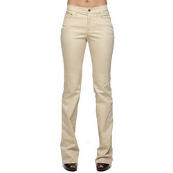 Women's Italian Beige Pants