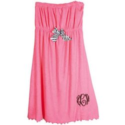 Personalized Swim Cover Up