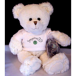 "16"" Sorry Over the Hill Teddy Bear"