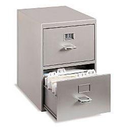Miniature File Cabinet