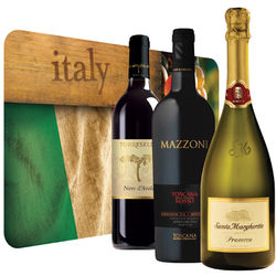 Taste of Italy Wine Gift Set