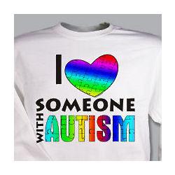 Personalized Autism Awareness Sweatshirt