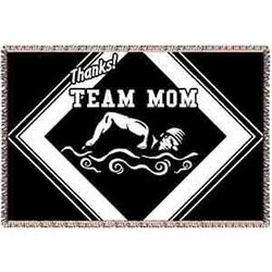 Thanks! Team Mom Swimming Afghan