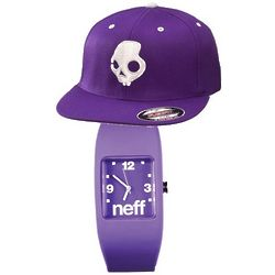 Doin' Purp Watch and Cap