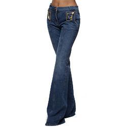 Women's Italian Blue Jeans